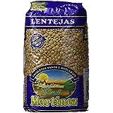 Ginés Martínez Lentejas Castellanas - 1 kg - [Pack de 10]