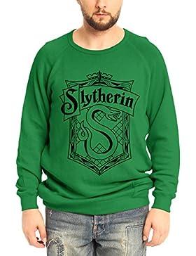 Slytherin – Felpa Unisex – 80% C