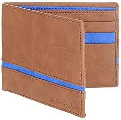 MarkQues Urban Tan Mens Wallet (UB-440405)