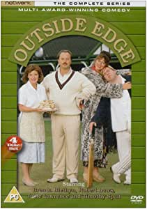 Outside Edge - Series 1-3 - Complete [DVD]