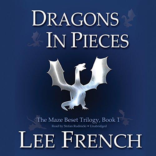 Dragons in Pieces  Audiolibri
