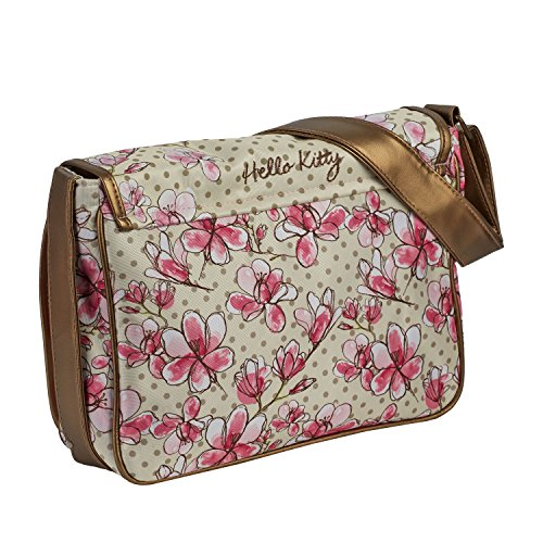 HELLO KITTY nbsp;-41747– Flap Shoulder Bag