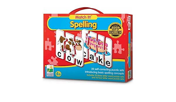 20/% OFF 3-in-1 Spell Learning Game Children Educational Toys USA STOCK