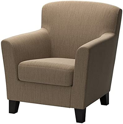 IKEA Ekenäs - Sillón, Hensta marrón claro - 80 cm