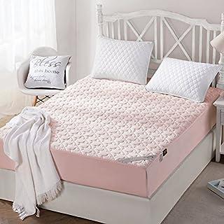 FHFGHYURBNYFGHFBY Abdeckung ausgestattet/Baumwoll-bettdecke/Bett-Cover Sheet einzelstück/matratzenbezug/Haushalt/bettwäsche-A 120x200cm(47x79inch)