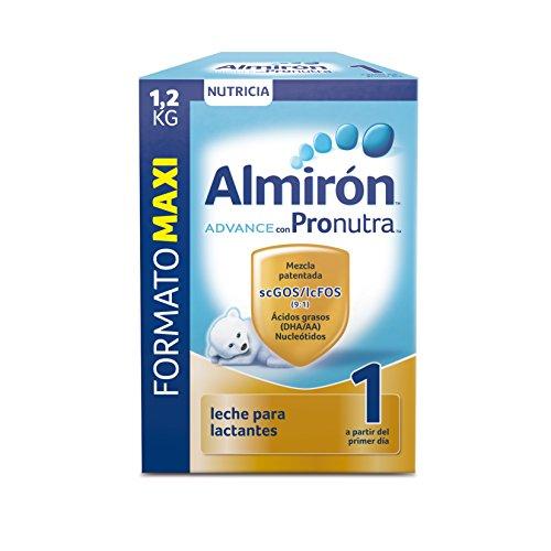 Almirón Advance Leche en polvo con Pronutra 1 - Pack de 3 bolsas x 400 gr Total: 1200 gr