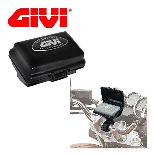 Givi  S601 Telepass-Halter fürs Lenkrad, für Motorrad BMW R 1200 GS