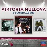 Viktoria Mullova - Three Classic Albums