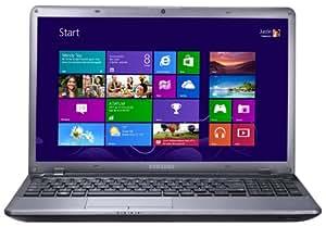 Samsung 355V5C 15.6-inch Laptop (Silver) - (AMD A6 4400M 2.7GHz Processor, 6GB RAM, 500GB HDD, DVDSM DL, LAN, WLAN, BT, Webcam, Integrated Graphics, Windows 8)
