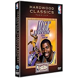 NBA : magic johson, always show time [Francia] [DVD]