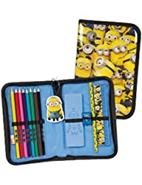 2d051c7deb65 Official Licensed Filled Minions Pencil Case