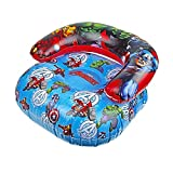 Marvel Avengers Kinder aufblasbare PVC Gaming Stuhl Sofa Kinder Couch Comic New Gr. einzeln, Blau