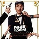 Four Rooms: Original Motion Picture Soundtrack Soundtrack Edition (1995) Audio CD