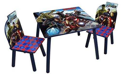 h und Stühle, Holz, Grau (Die Avengers Von Disney)