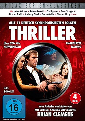 Alle 11 deutsch-synchronisierten Folgen (4 DVDs)