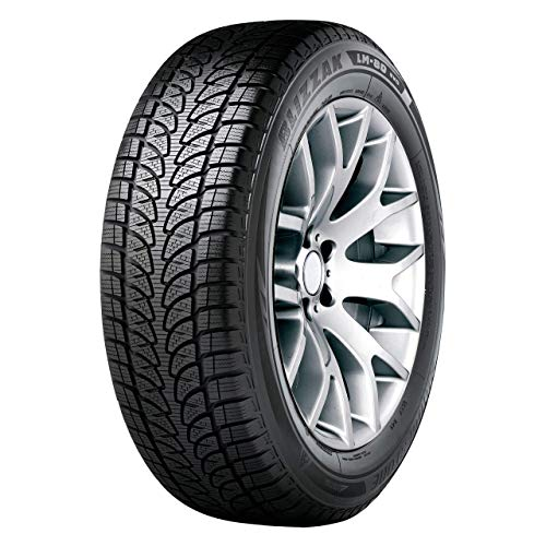 Bridgestone Blizzak LM-80 Evo - 225/55/R18 98V - C/E/68 - Pneumatico invernales (4x4)