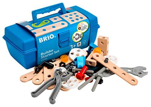 Brio-34586-Jeu-Dimitation-Outil-Et-tabli-Bote-A-Outils-Builder-48-Pices