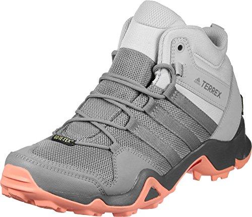 new concept c4f86 11a4e adidas Damen Terrex AX2R Mid GTX Trekking-  Wanderstiefel, Grau  (Gridos Gritre