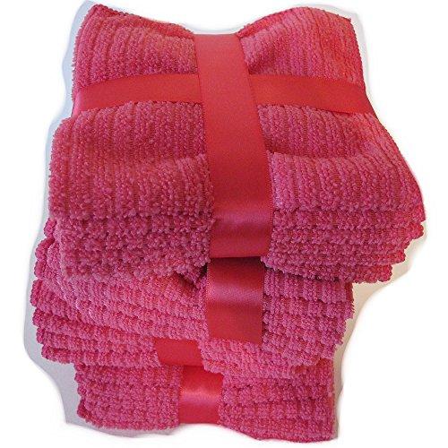 petit-canard-rose-et-mighty-haute-absorbant-chiffons-en-microfibre-lot-de-18-chaque-30-cm-x-30-cm