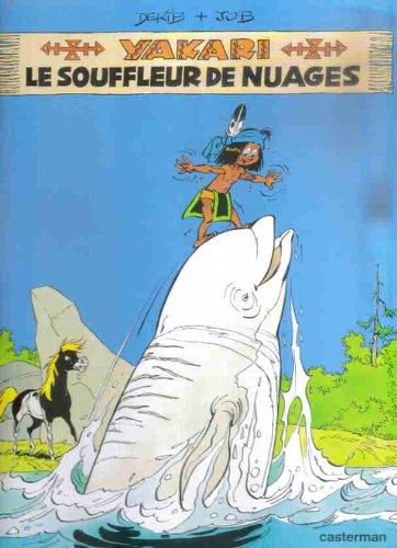 Yakari, tome 21 : Le Souffleur de nuages