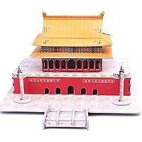 3D gruesa espuma Cartón Puzzle bricolaje Kit de artesanía/Modelo de edificio/Regalo/Kit de modelo Para niños # 55 - Peluches y Puzzles precios baratos