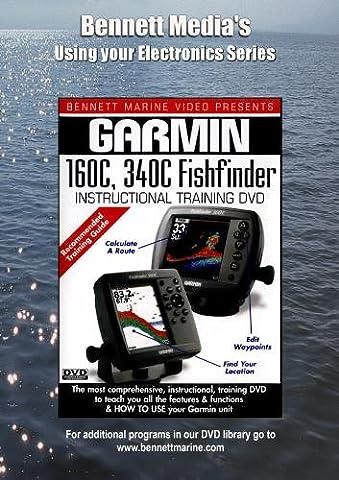 GARMIN 160C, 340C Fishfinder [DVD] [NTSC]