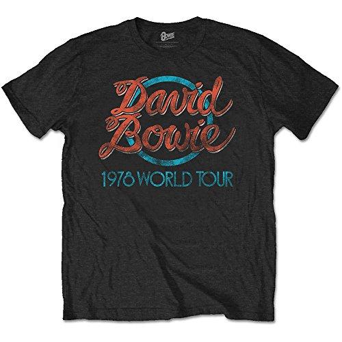Rockoff Trade Herren T-Shirt Schwarz (Schwarz)