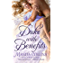 Duke with Benefits (Studies in Scandal)