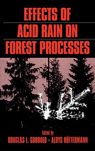 Effects of Acid Rain on Forest Processes PDF Books