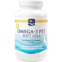 Nordic Naturals OMEGA-3 Pet 180 Soft Gels For Dogs