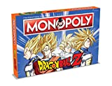 Winning Moves 2565 Dragonball Z Monopoly Spiel