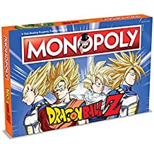 Winning Moves 2565 DRAGON BALL Z Monopoly Juego de mesa