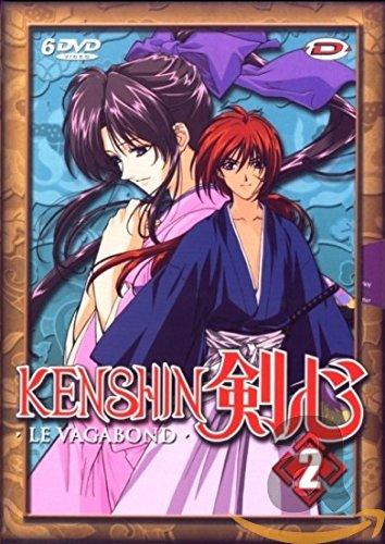 Coffret Kenshin TV, n. 2 - Coffret 6 DVD
