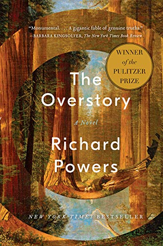 The Overstory: A Novel (English Edition) -