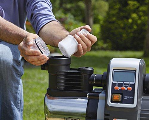Gardena 6000/6E LCD Inox Hauswasserautomat 1760 - 3