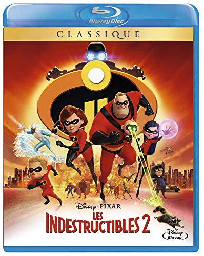 Les Indestructibles 2 [Blu-ray]