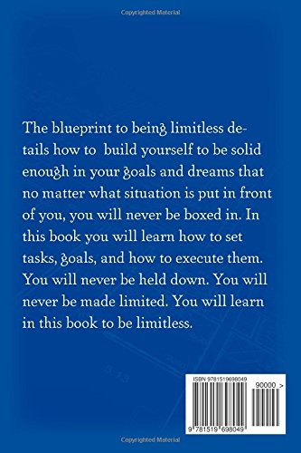 The blueprint to being limitless