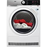 AEG T8DEE852 Freestanding Front-load 8kg A+++ White tumble dryer - Tumble Dryers (Freestanding, Front-load, Heat pump, White, Rotary, Touch, Left)