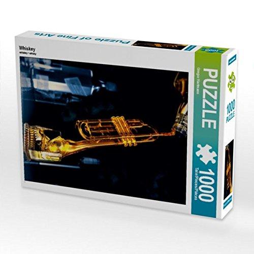 Preisvergleich Produktbild Whiskey 1000 Teile Puzzle hoch