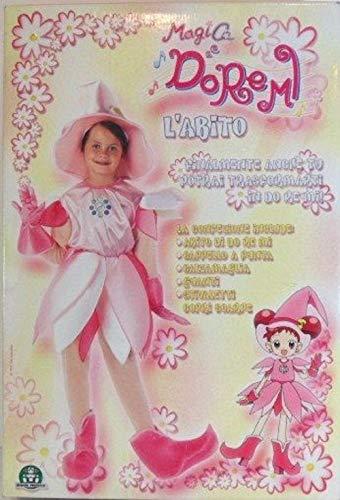Giochi preziosi. costume vestito carnevale magica doremi 5 6 7 anni