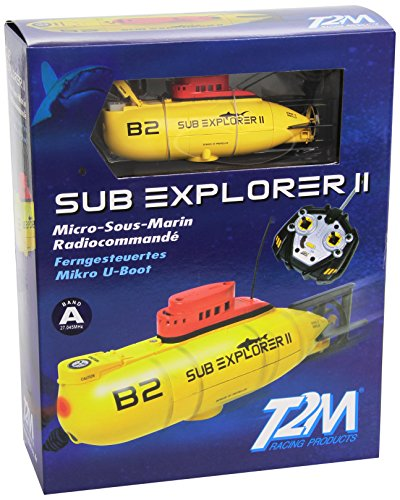 T2M Sub Explorer II Mini Elektro Uboot -