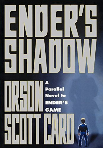 Book cover for Ender's Shadow