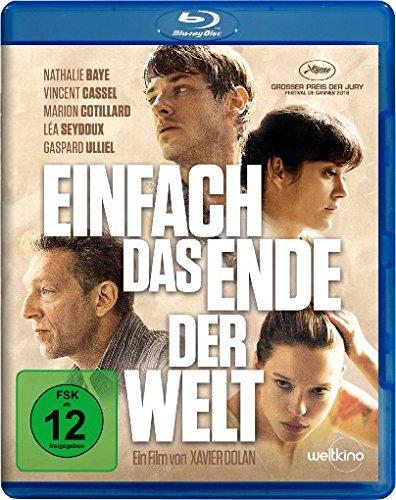 Bild von Einfach das Ende der Welt [Blu-ray]