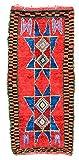 Trendcarpet Tappeto Berberi dal Marocco Boucherouite 315 x 120 cm