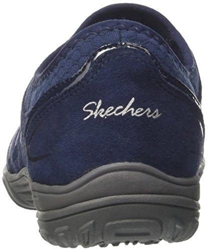 Skechers Empress-Splendid, Sneaker Donna Blu (Navy)