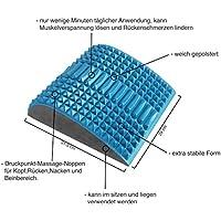 Rückenübungen/Rückenmuskulatur stärken/Rückentraining / Massagekissen 31,5 cm x 29 cm preisvergleich bei billige-tabletten.eu