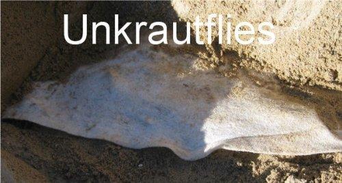 Preisvergleich Produktbild Vlies Sandkasten Unkrautvlies 1m²