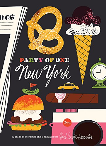 NYC Party of One (Herb Lester) (Karten Party City)