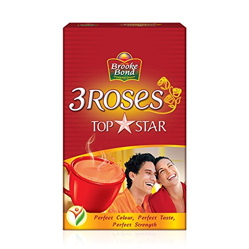 3 Roses Dust Topstar Tea, 500g Carton