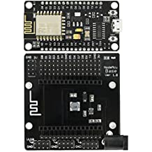 Gutes Produkt LDTR-WG0136 ESP8266 ESP-12E Entwicklungsboard Seriell Wifi-Modul mit integriertem CH340G IC + IO-Erweiterungskarte